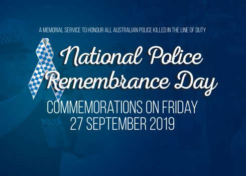 National Police Remembrance Day