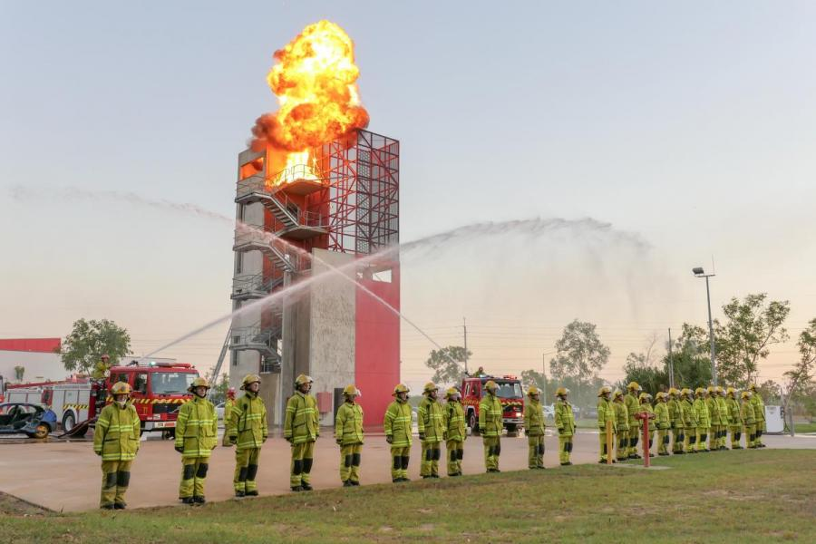 Careers in Firefighting | NT Police, Fire & Emergency Services