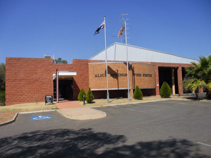 Alice Springs Fire Station