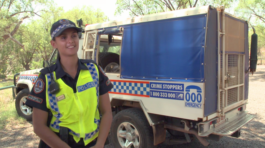 Aboriginal Community Police Officer
